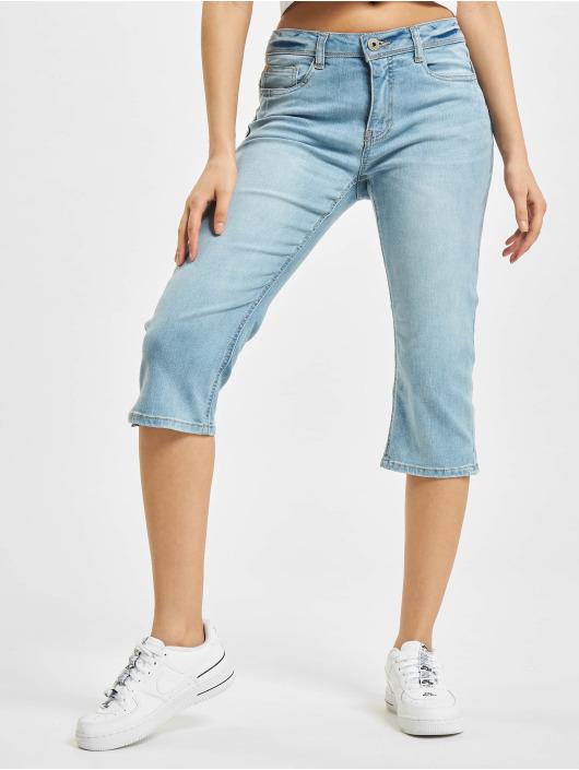 Sublevel Shorts Capri Push Up blå
