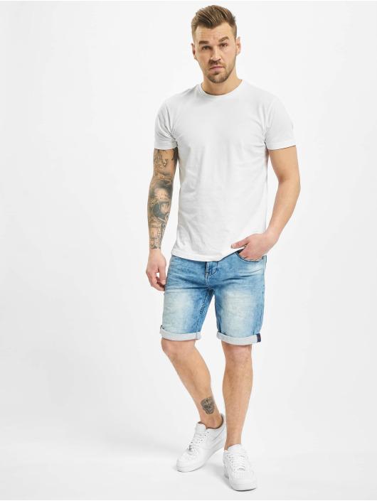 Sublevel Shorts 5-Pocket Bermuda blau