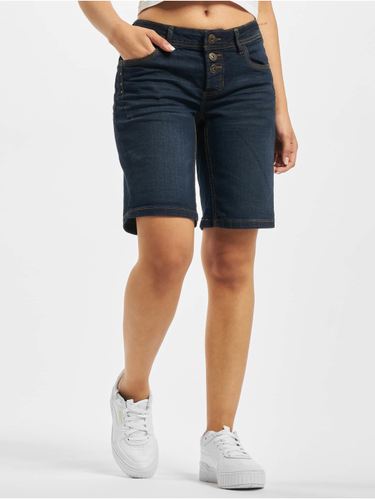 Sublevel Shorts Bermuda blau