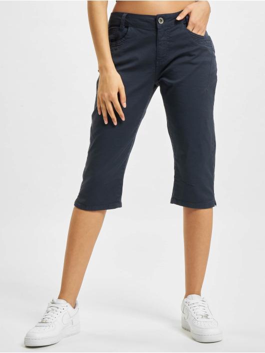 Sublevel Shorts Capri blau