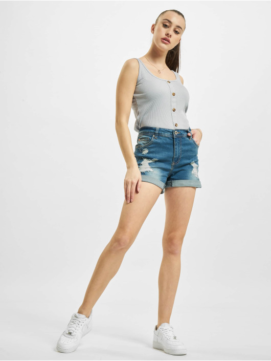 Sublevel Shorts Mila blau