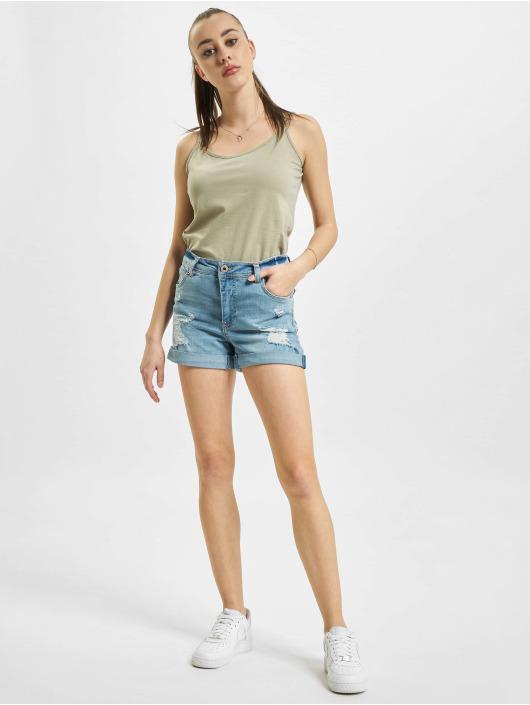 Sublevel Shorts Mila blau
