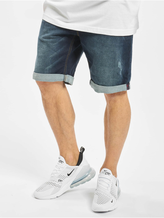 Sublevel shorts Denim blauw