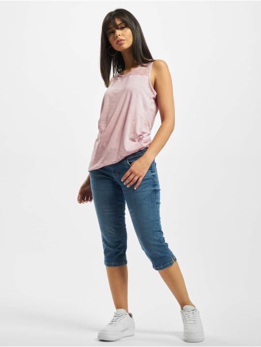 Sublevel Shorts Capri blu