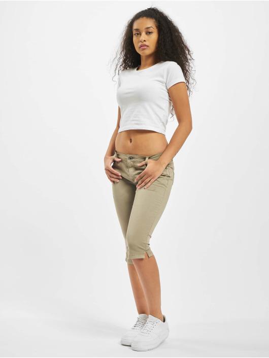 Sublevel Shorts 5-Pocket O-Shape grøn