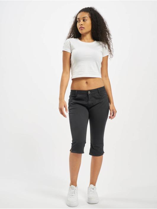Sublevel Shorts 5-Pocket O-Shape grau
