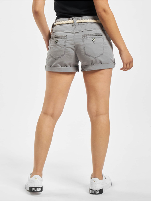 Sublevel Shorts December grau