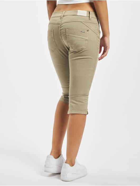 Sublevel Shorts 5-Pocket O-Shape grün
