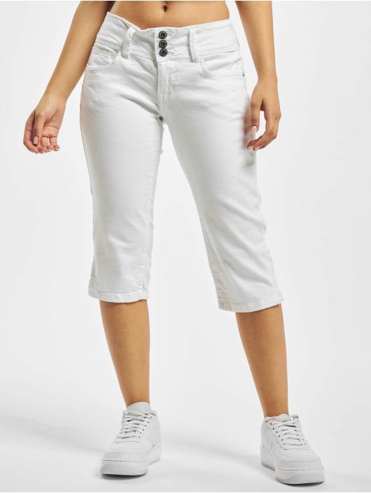 Sublevel Shorts Capri hvit