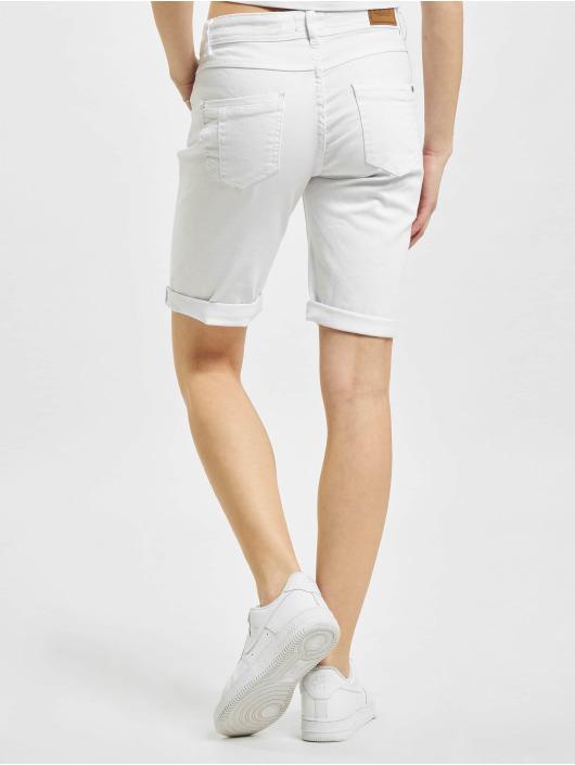 Sublevel Shorts Denim hvit
