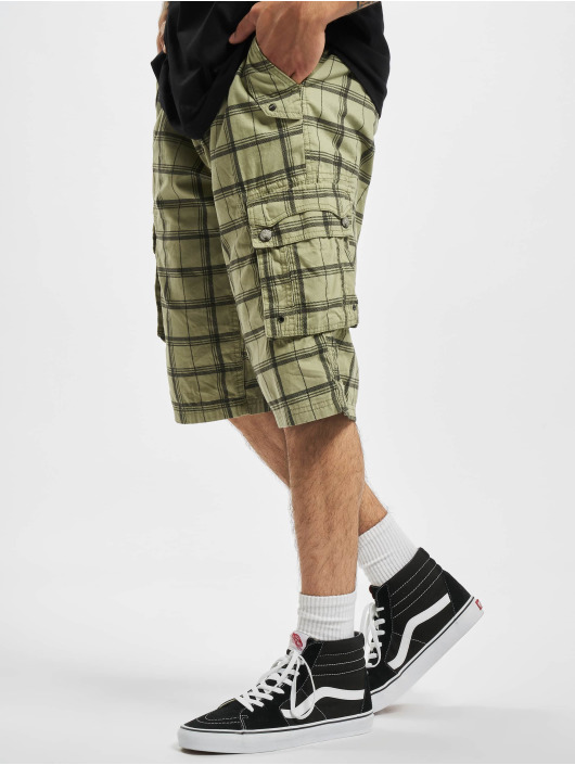 Sublevel Shorts Haka Cargo olive