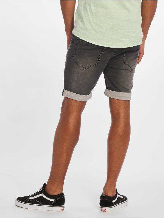 Sublevel Shorts Denim Bermuda schwarz