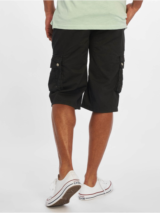 Sublevel Shorts Cargo schwarz