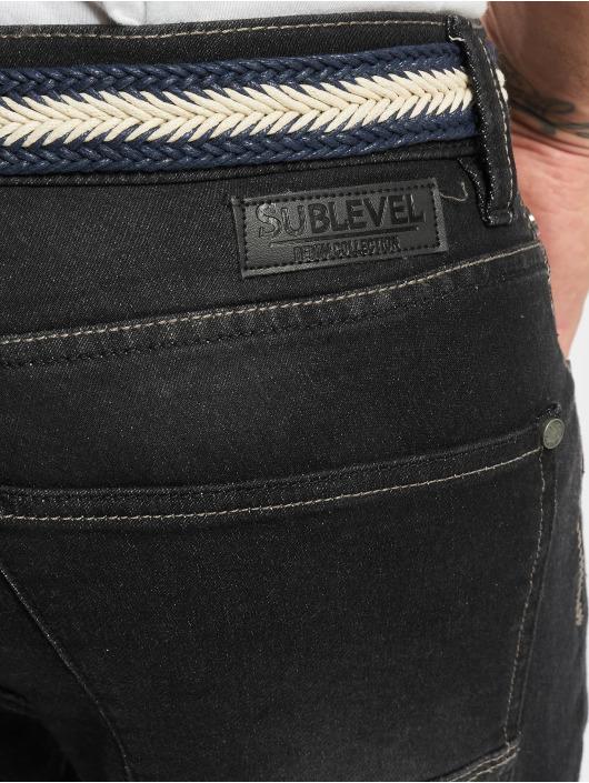 Sublevel Shorts Bermuda schwarz