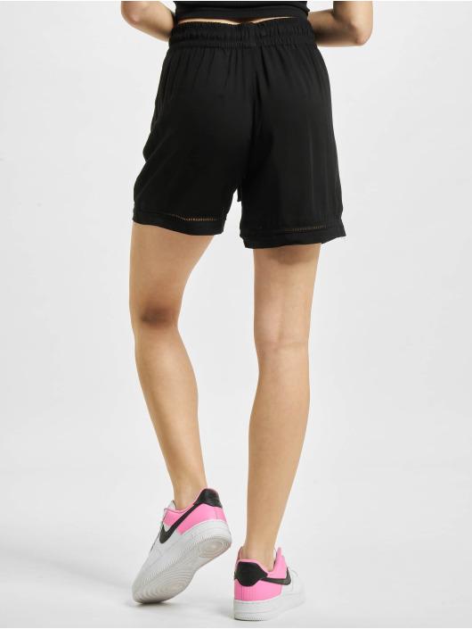 Sublevel Shorts Loose schwarz