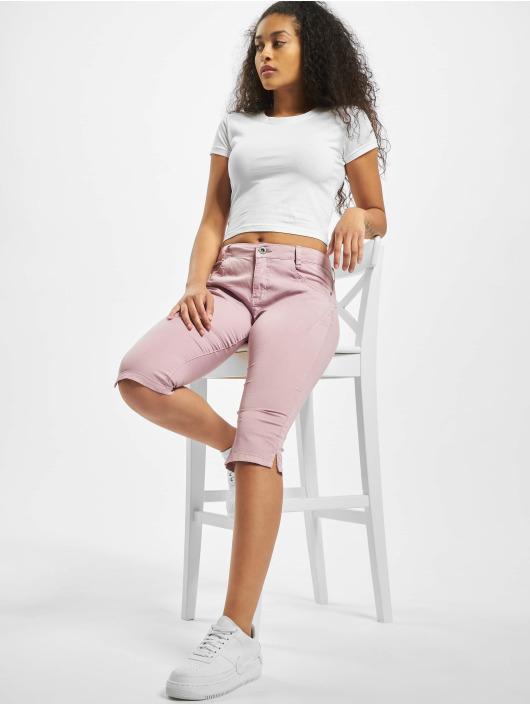 Sublevel Shorts 5-Pocket O-Shape violet