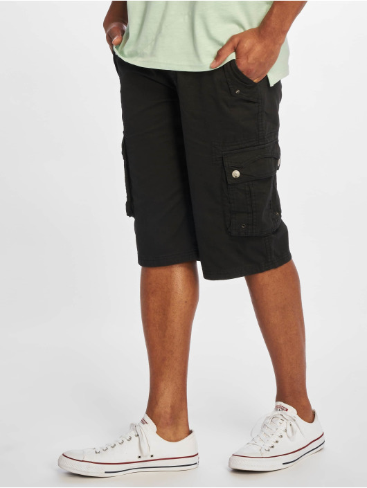 Sublevel shorts Cargo zwart