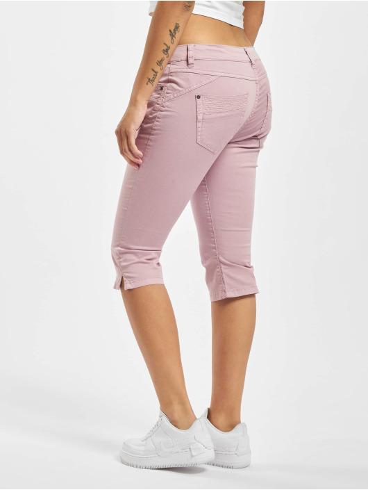 Sublevel Shortsit 5-Pocket O-Shape purpuranpunainen