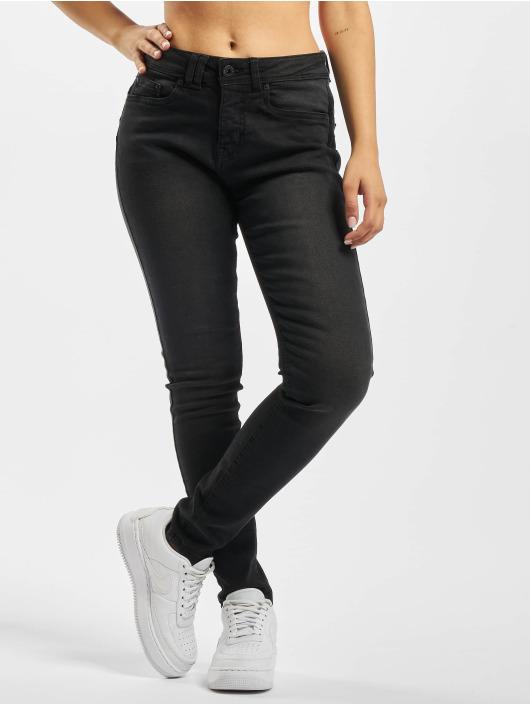 Sublevel Skinny Jeans Lea čern