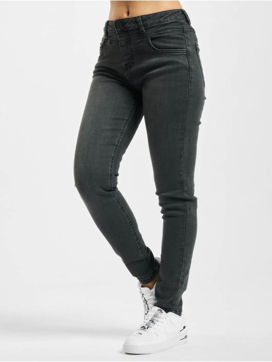 Sublevel Skinny Jeans Georgina čern