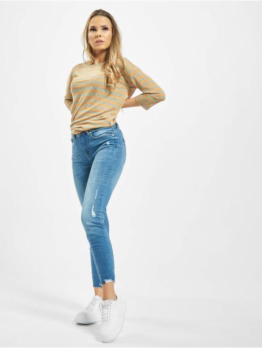 Sublevel Skinny jeans 5-Pocket blå