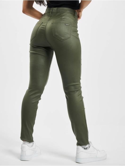 Sublevel Skinny jeans Maja groen