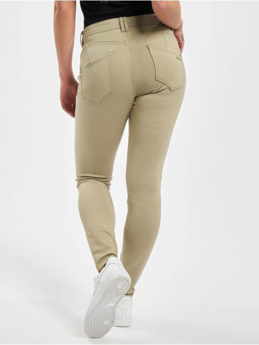 Sublevel Skinny Jeans Udela grün