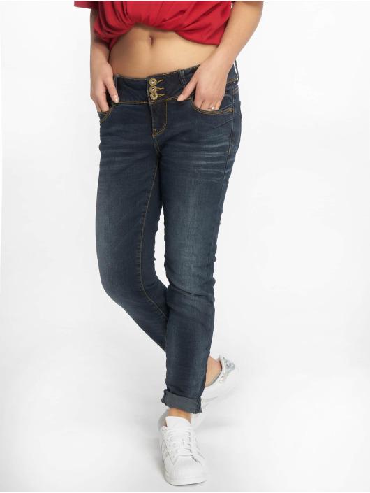 Sublevel Skinny Jeans Denim niebieski