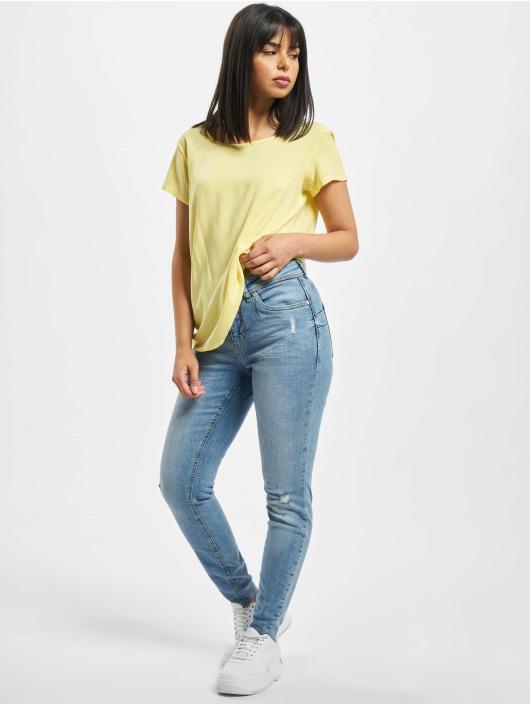Sublevel Skinny Jeans 5-Pocket niebieski