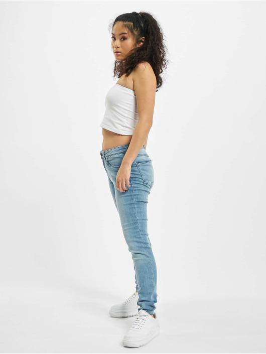 Sublevel Skinny Jeans Rosaline niebieski