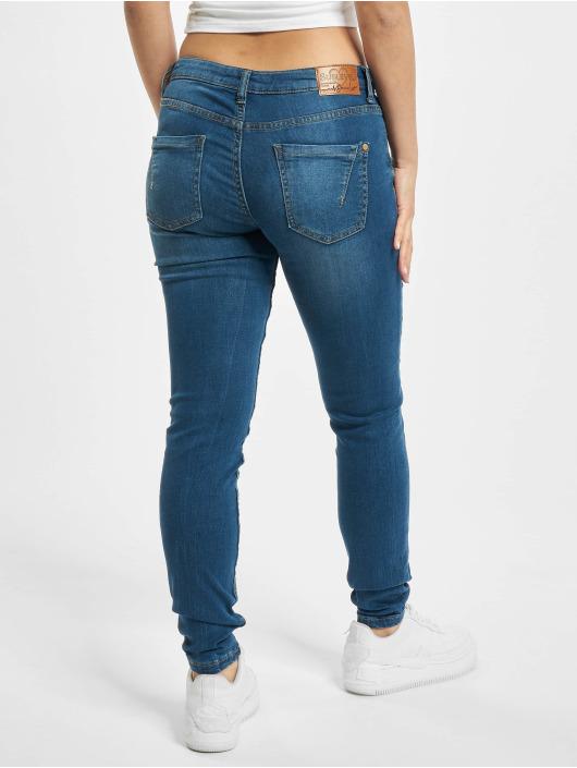 Sublevel Skinny Jeans Ana niebieski