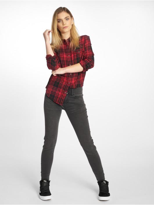 Sublevel Skinny Jeans Denim schwarz