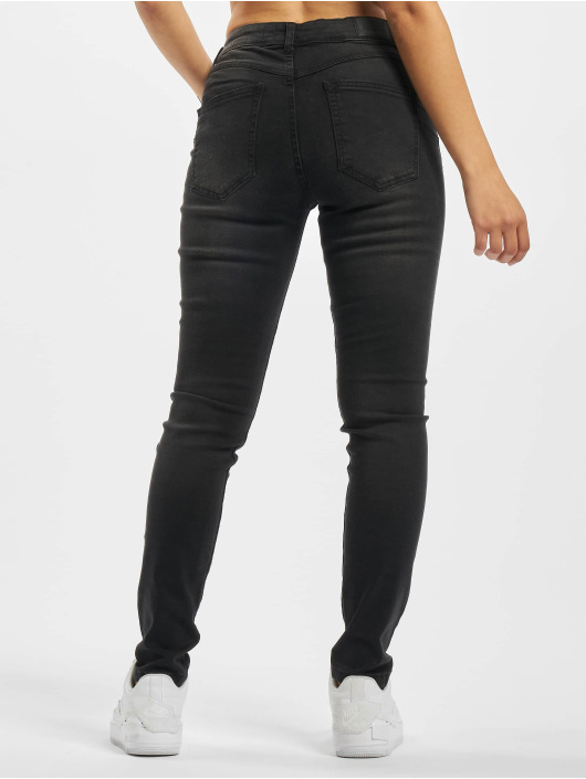 Sublevel Skinny jeans Lea svart