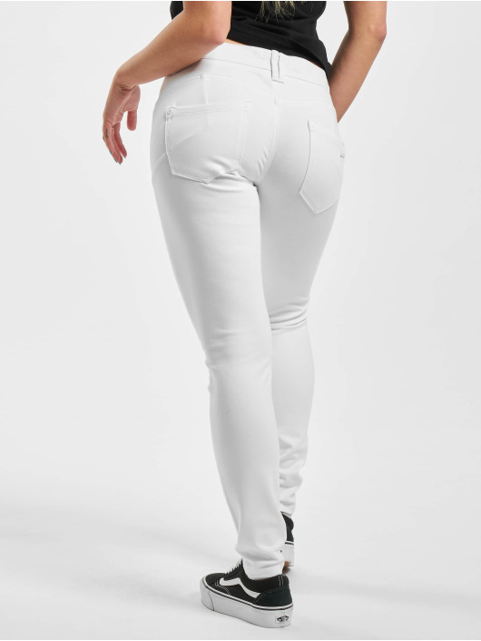 Sublevel Skinny Jeans Udela white