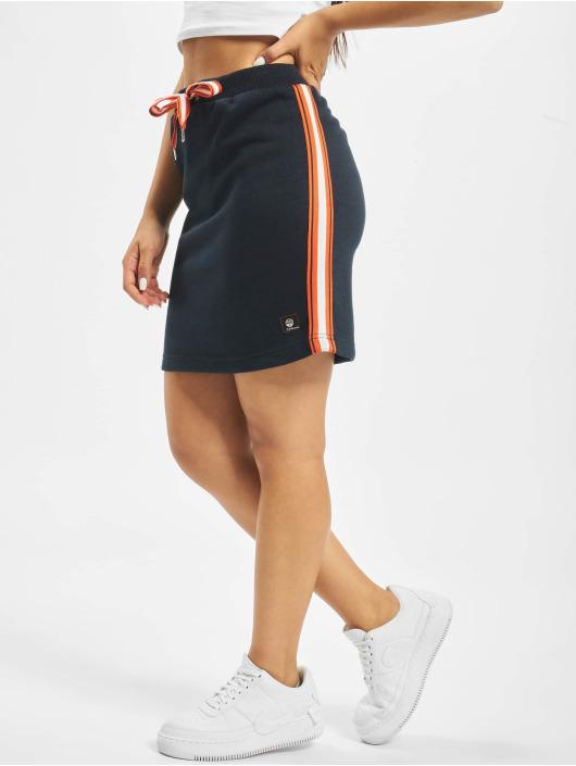 Sublevel Skirt Stripes blue