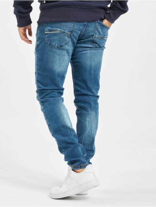 Sublevel Slim Fit -farkut D212 sininen