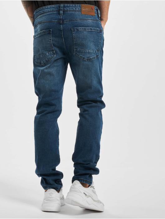 Sublevel Slim Fit -farkut Pero sininen