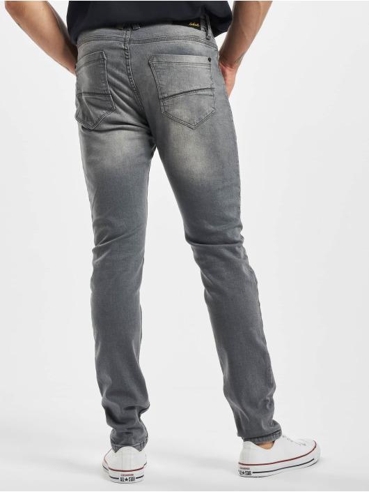 Sublevel Slim Fit Jeans Authentic šedá