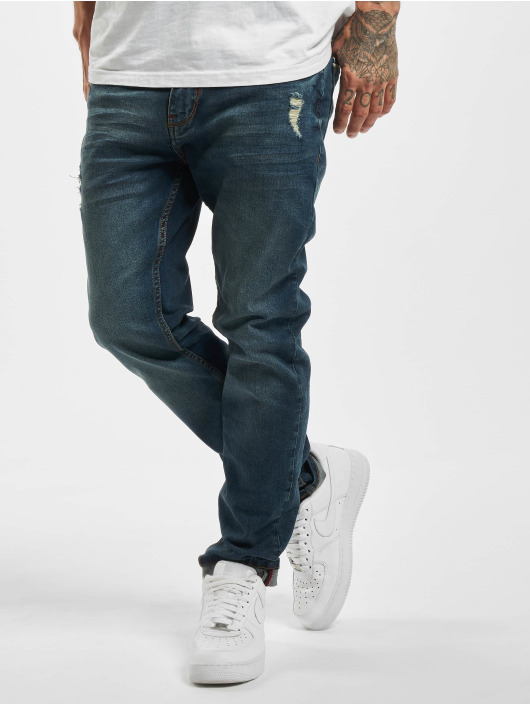 Sublevel Slim Fit Jeans Loys синий