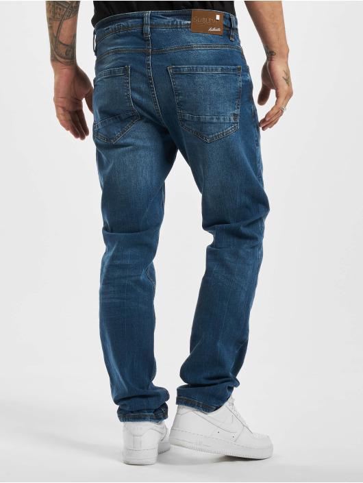 Sublevel Slim Fit Jeans Wito синий