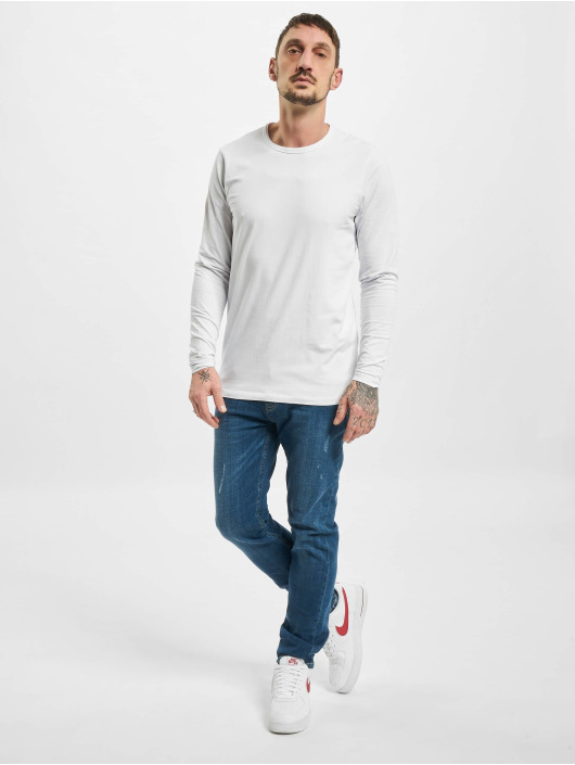 Sublevel Slim Fit Jeans Cotton синий