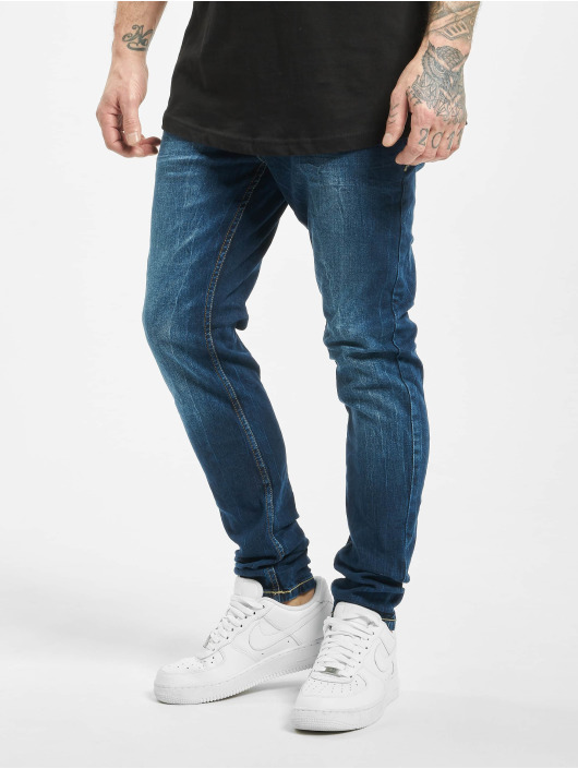 Sublevel Slim Fit Jeans D212 blå