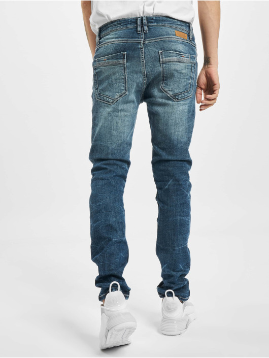 Sublevel Slim Fit Jeans Ivan blå