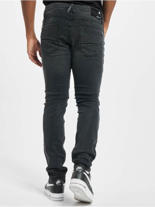 Sublevel Slim Fit Jeans B127 black