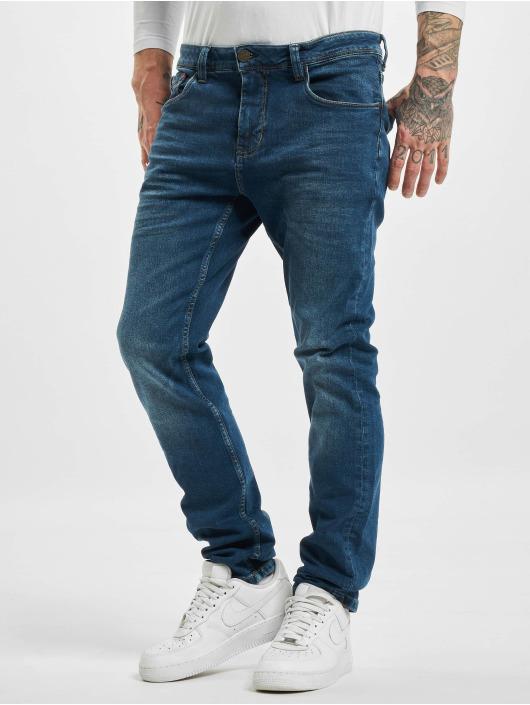 Sublevel Slim Fit Jeans Class blau