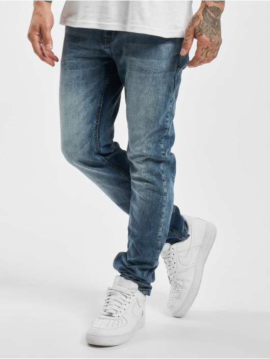 Sublevel Slim Fit Jeans Class blauw