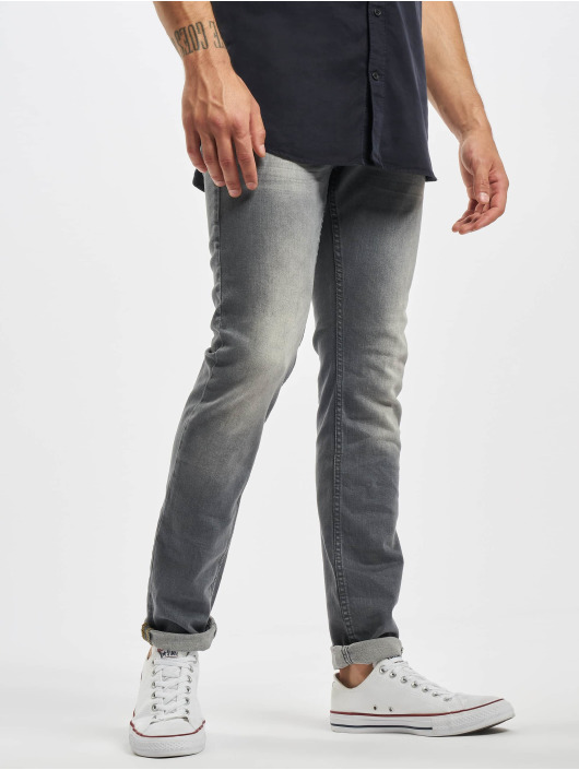 Sublevel Slim Fit Jeans Authentic grau