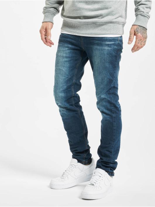 Sublevel Slim Fit Jeans Classic modrá