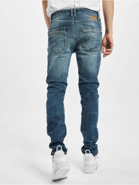 Sublevel Slim Fit Jeans Ivan modrá