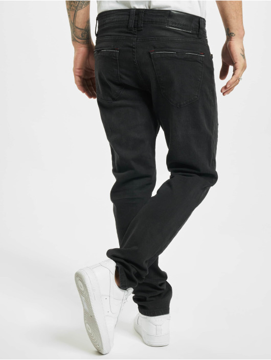 Sublevel Slim Fit Jeans Classic nero